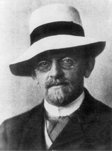 David Hilbert  German Mathematician 1862-1943