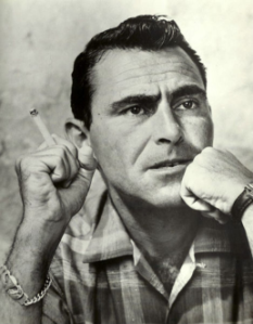 Rod Serling, Writer (1924-1975)