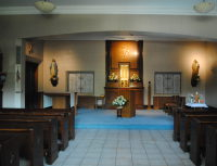 The Chapel inside the Poor Clare Monastery