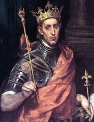 Saint Louis King of France